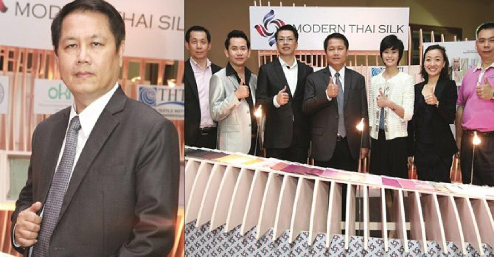 '50ผ้าไหมไทย'ขึ้นโชว์บทเวทีแสดงผ้าระดับโลกครั้งแรก