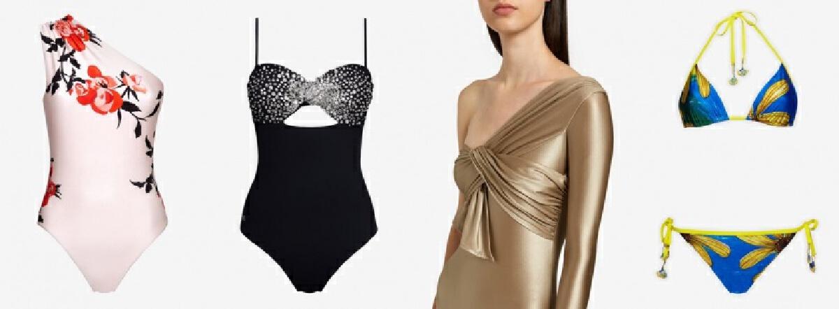 เคล็ดลับเริ่ดๆ เลือกชุดว่ายน้ำให้เหมาะกับรูปร่าง ของ ดีไซเนอร์สาว แองจี้ - แอนเจลิส บาเลก