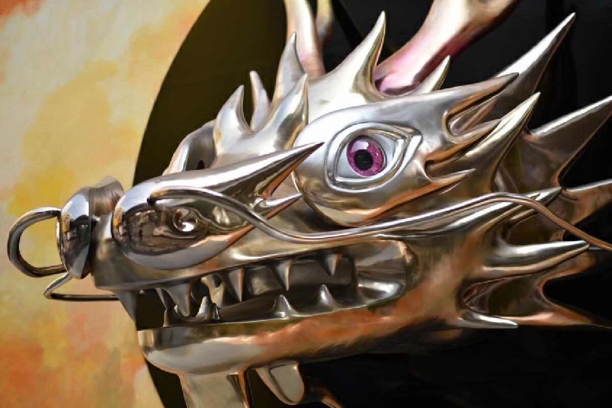 """""""ฉลองตรุษจีน"""" ชวนมาวาร์ปรับความปัง แลนด์มาร์คกลางกรุง กับ Teleport Dragon """"มังกรเงินแห่งความโชคดี"""""""