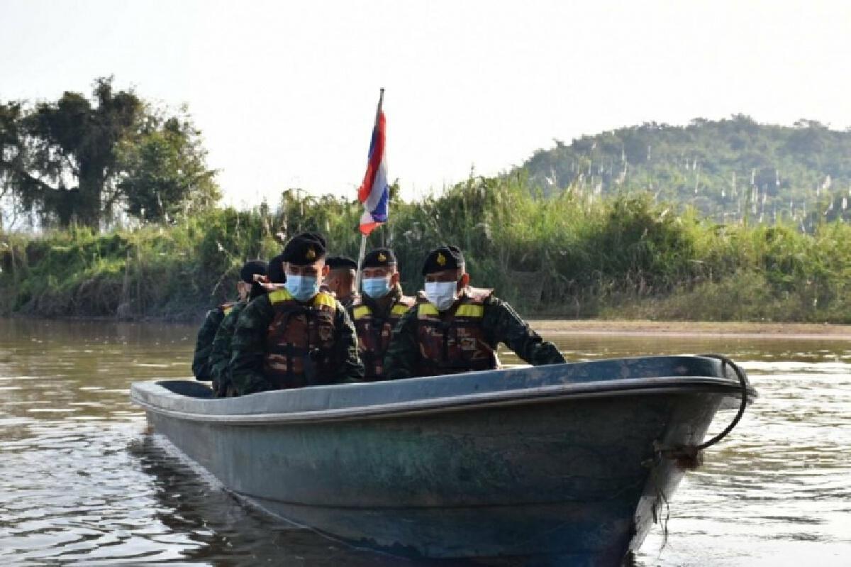 แม่ทัพภาคที่ 3 สั่งตรึงกำลังเข้ม ตลาดชายแดนไทย-เมียนมา หลังเกิดรัฐประหารในเมียนมา