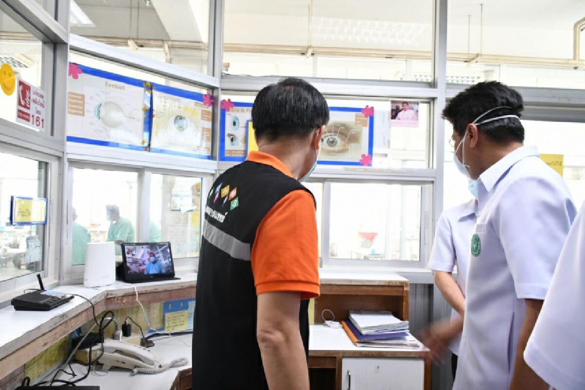 เอกชนร่วมตั้งโรงพยาบาลสนาม รองรับผู้ติดเชื้อแรงงานต่างด้าว
