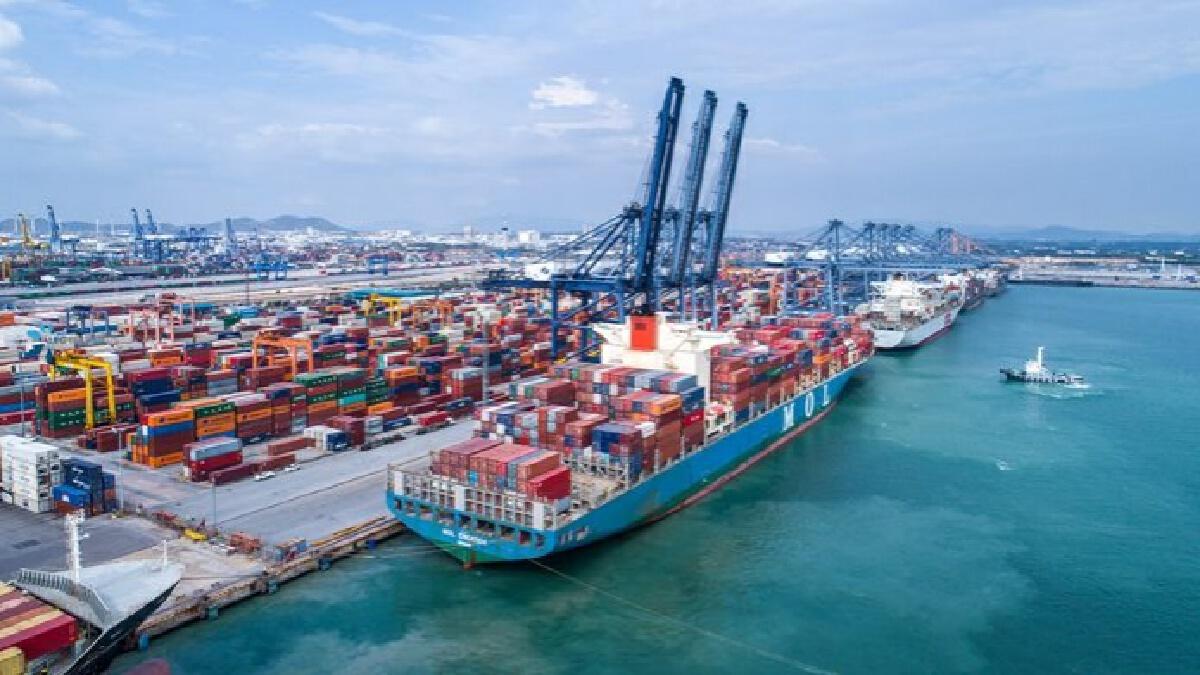 กทท.เตรียมประกวดราคาจ้างขุดลอกร่องน้ำทางเดินเรือที่ท่าเรือแหลมฉบัง