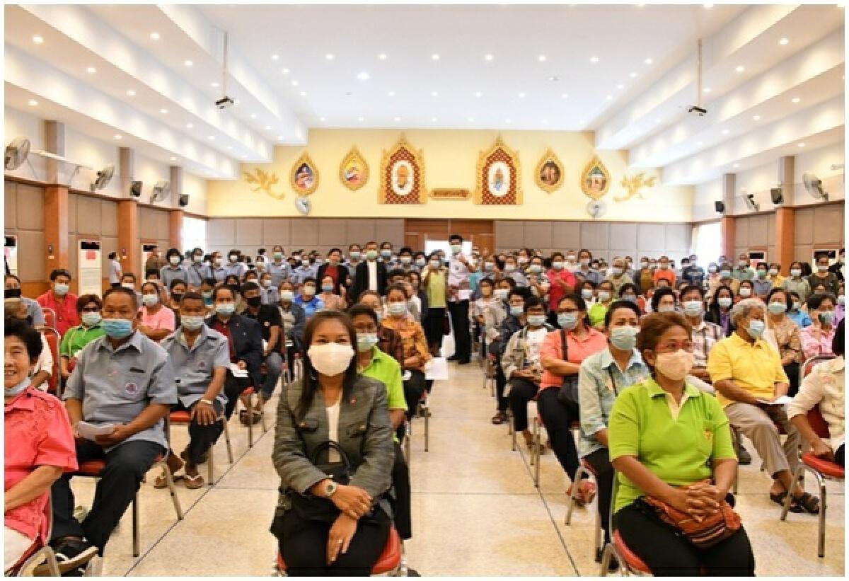 'สาธิต' เปิดตัวเลขคนไทยป่วยโรคหลอดเลือดสมองสูงและเสียชีวิตเกือบ5หมื่น