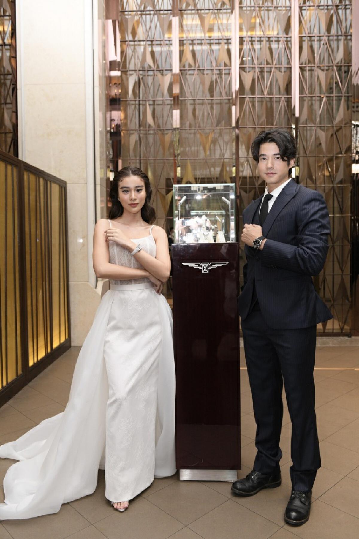 """ลองจินส์ เปิดตัว """"เก้า - สุภัสสรา"""" Friend of Longines ผู้หญิงคนแรกของประเทศไทย"""