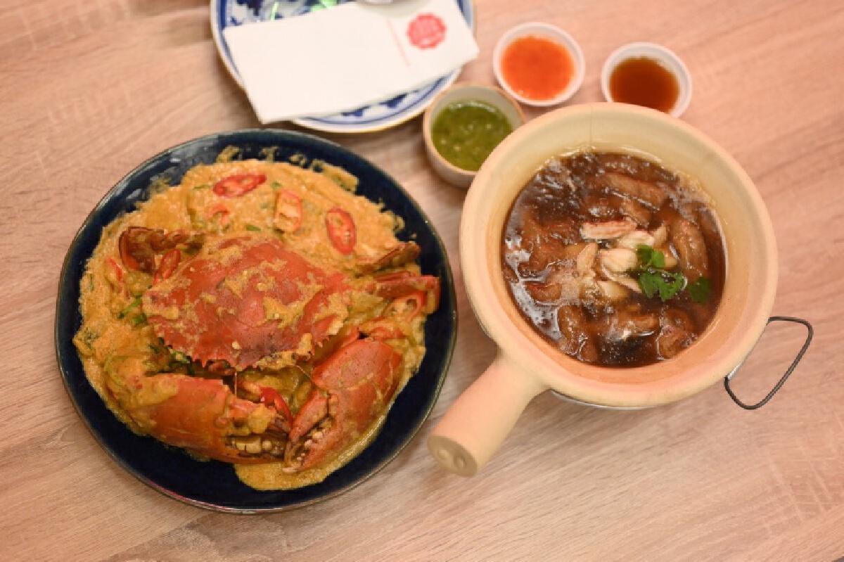 สยามพารากอน ที่สุดแห่ง WORLD CLASS FOOD DESTINATION ลิ้มรสความอร่อยระดับโลกตั้งแต่สตรีทฟู้ดถึงมิชลิน