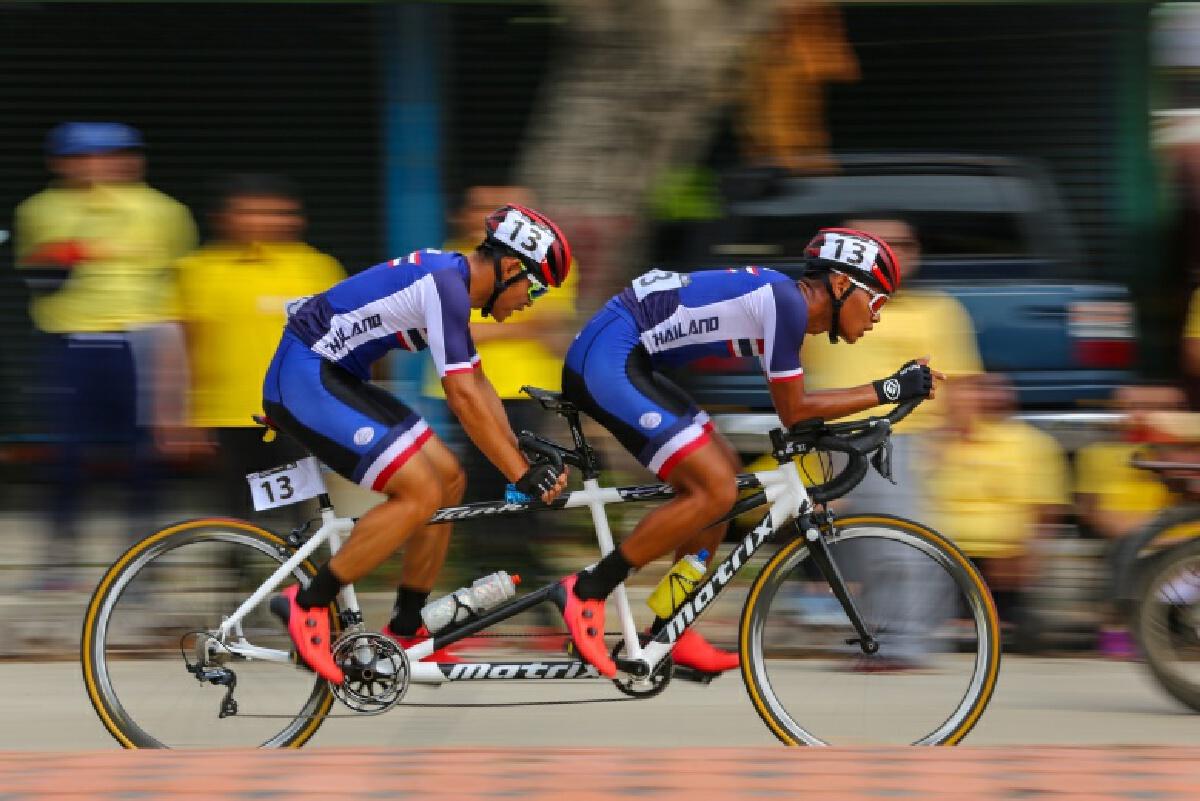 """""""สมาคมกีฬาจักรยานฯ """"ชูแข่งปั่นชิงแชมป์เอเชียสร้างภาพลักษณ์ปท."""