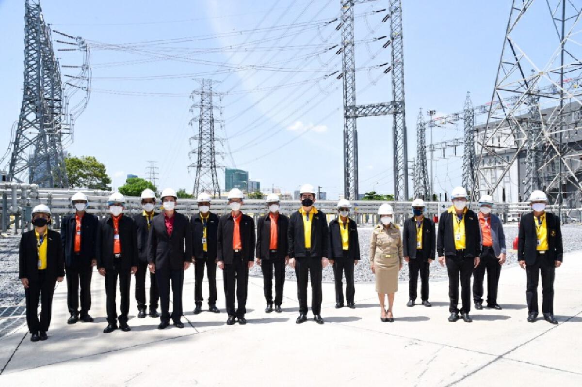 """MEA จับมือ กฟผ. และ รฟท. ผนึกกำลังรองรับ""""ยานยนต์ไฟฟ้า""""สาธารณะ ช่วยลดมลภาวะ กระตุ้นเศรษฐกิจไทย"""