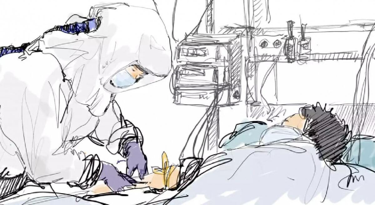 ไม่อยากตาย, ยังไม่อยากตาย, COVID-ICU, คนไข้, หมอ, ล็อกดาวน์, ฉีดวัคซีน, lockdown, โควิด-19