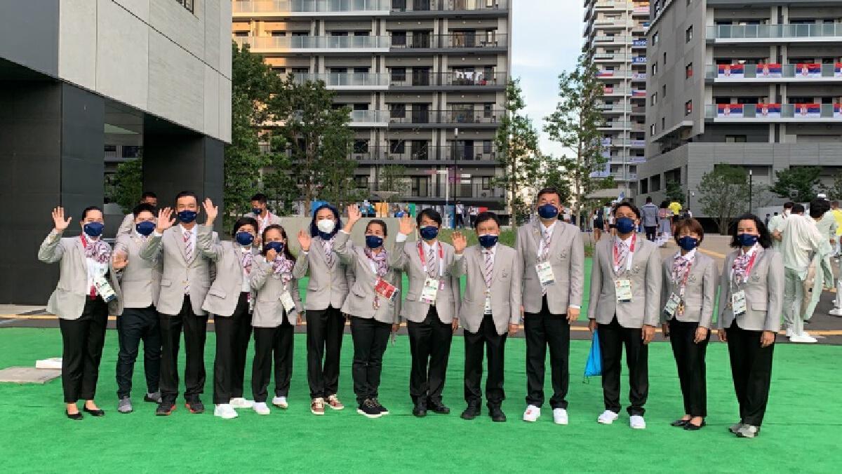 """พระจักรพรรดินารุฮิโตะ องค์ประธานเปิด""""โตเกียว2020""""ชูจุดยืนรวมใจสู้โควิด"""
