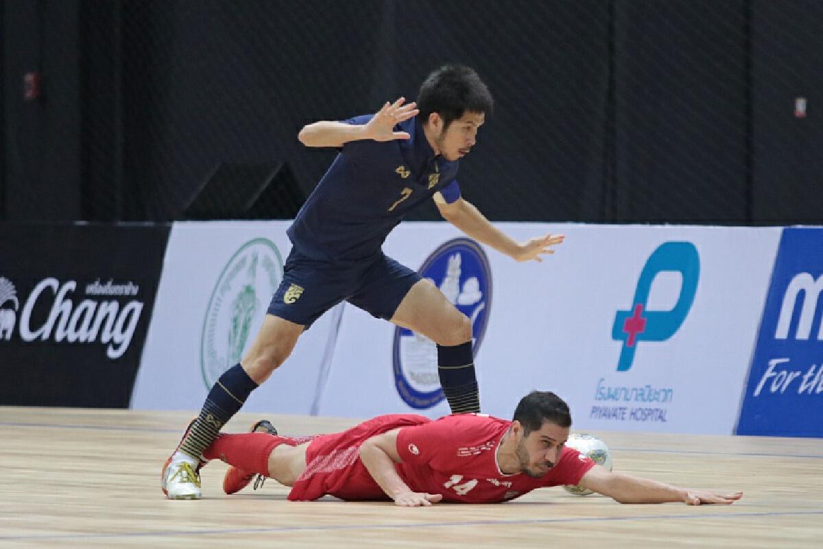 """""""ฟุตซอลทีมชาติไทย"""" นับถอยหลังสู้ศึกฟุตซอลชิงแชมป์โลก"""