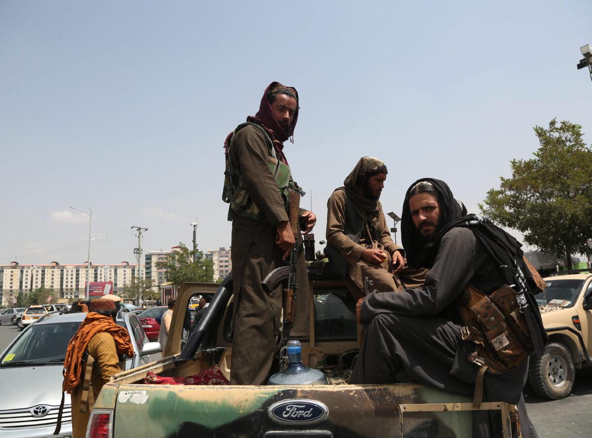 อัฟกานิสถาน, ตาลีบัน