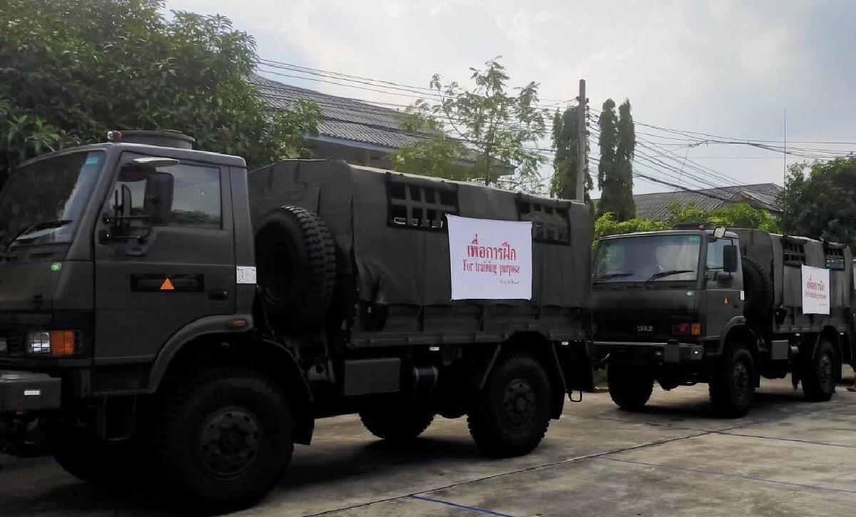 """""""ทบ.""""แจงอีก เคลื่อนย้ายกำลังพล นำกำลังพลและอาวุธยุทโธปกรณ์ไปฝึกที่ลพบุรี"""