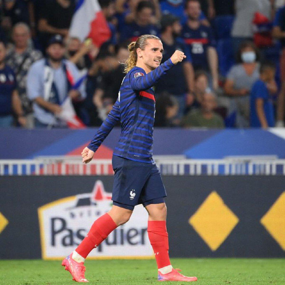 """สรุปผลการแข่งขัน """"ฟุตบอลโลกรอบคัดเลือก 2022"""" โซนยุโรป"""