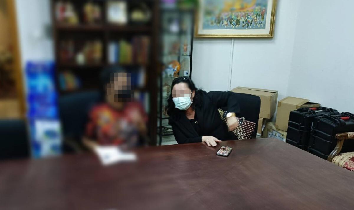 """รัฐบาลช่วย """"หญิงไทย"""" ถูกหลอกไปขายบริการที่ ดูไบ เป็นผลสำเร็จ"""