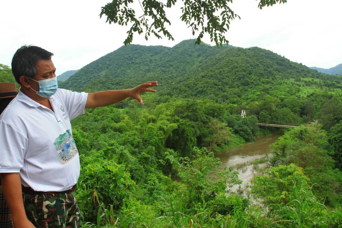 """ปักหมุดพัฒนาจุดท่องเที่ยว """"ป่าแก่งกระจาน""""มรดกโลก  ต่อยอดรายได้ให้ชุมชน"""