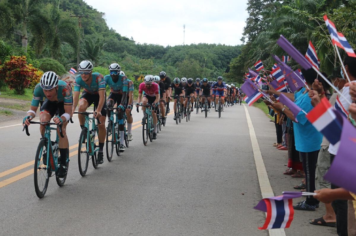 """ส.จักรยานหวัง """"ภูเก็ตแซนด์บ็อกซ์ """" ดึงต่างชาติร่วมปั่น """"ทัวร์ออฟไทยแลนด์"""""""
