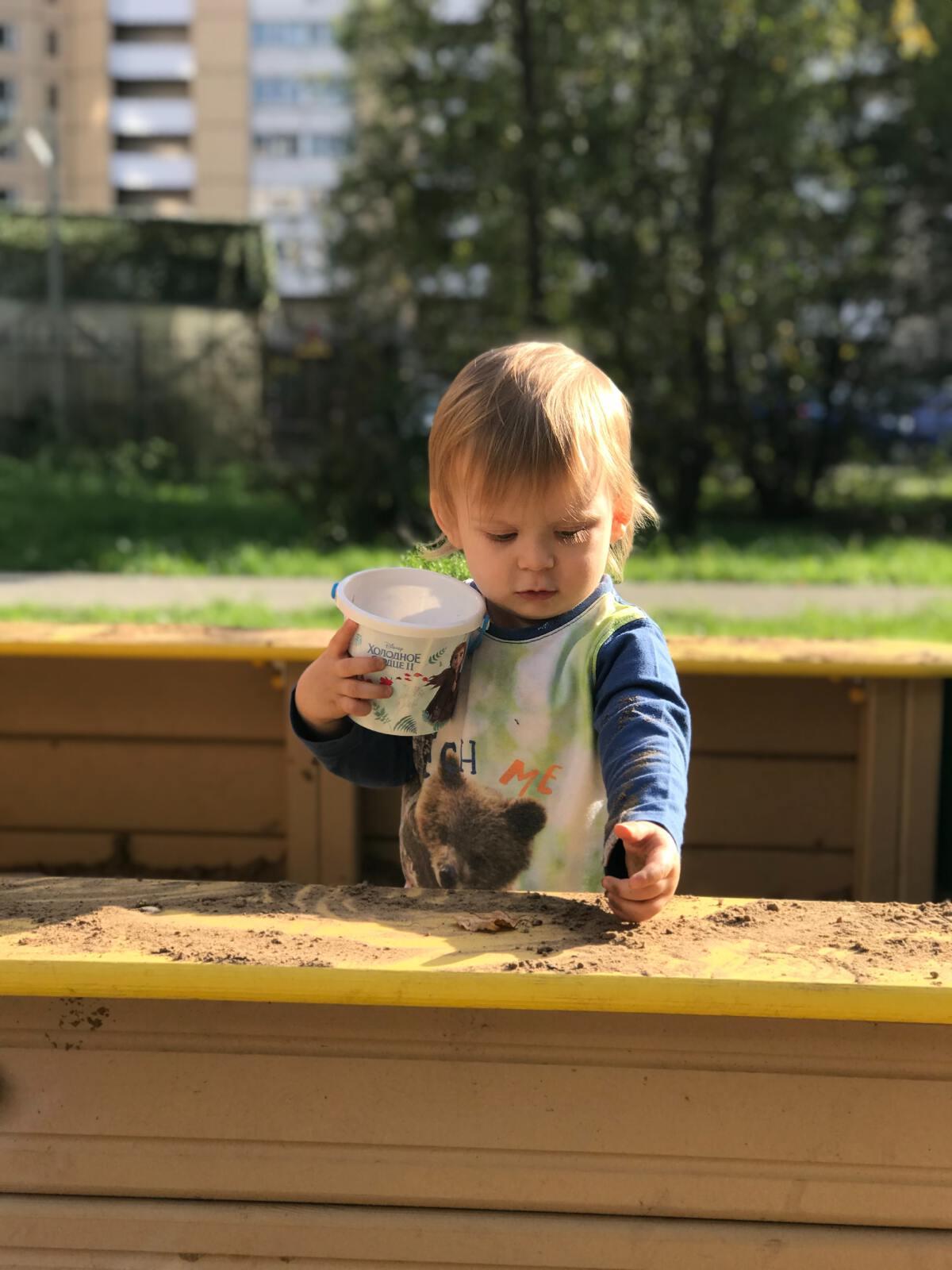 """9 ประโยชน์ให้ลูกเล่นทราย เสริมทักษะ """"ความฉลาด"""" ได้รอบด้าน"""