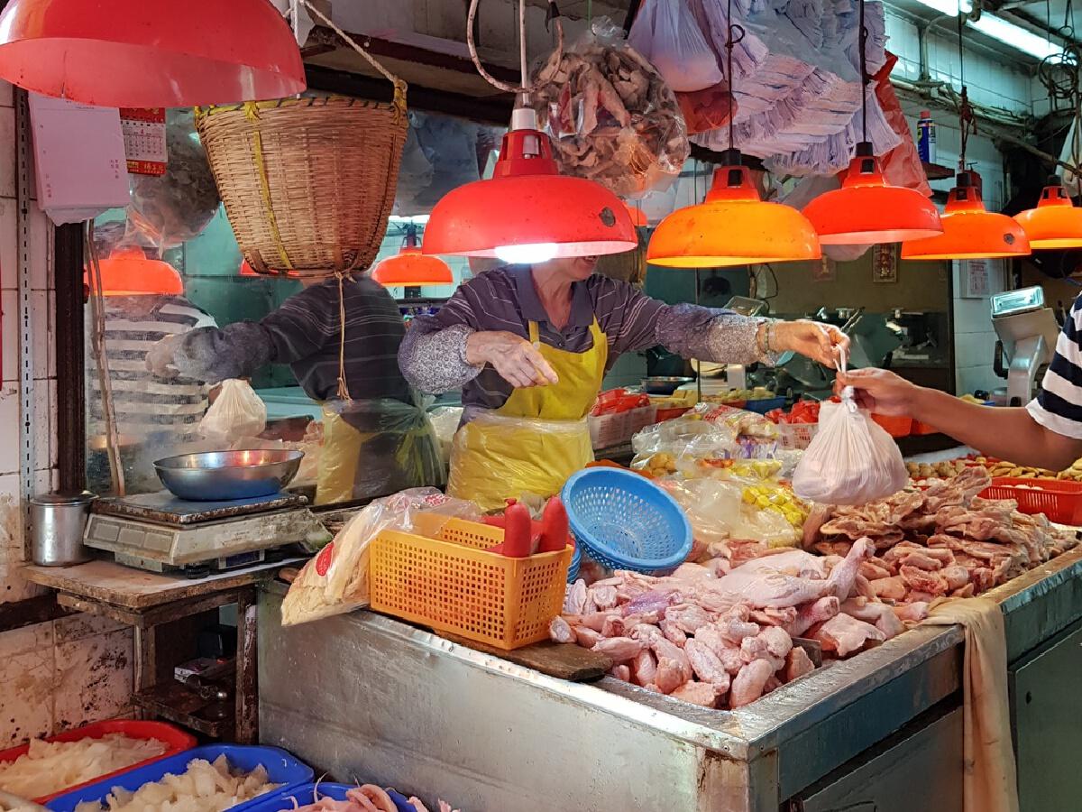 """Photo Essay เล่าเรื่องด้วยภาพ ที่ชื่อว่า  """"สำรวจตลาด ฮ่องกง"""""""