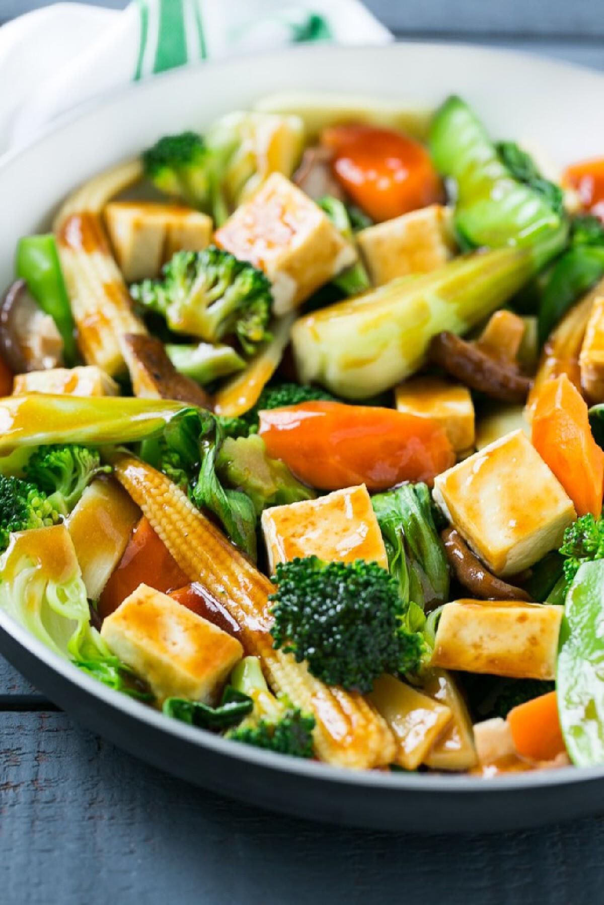 """6 เมนู """"อาหารจีน"""" กินแล้วไม่ทำร้ายสุขภาพ"""