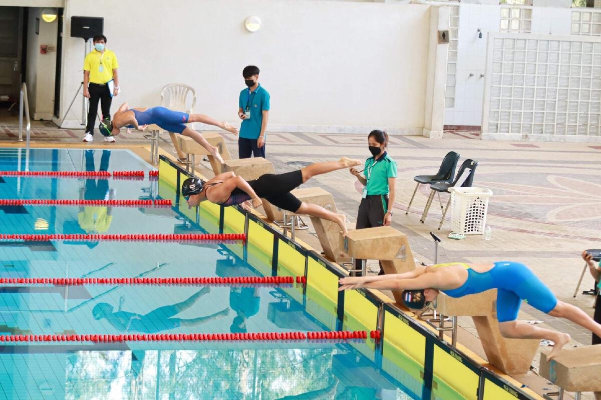 """""""สมาคมกีฬาว่ายน้ำ """" คัดตัวรอบ 2 หานักว่ายน้ำทีมชาติลุยแข่ง ยูเออี"""