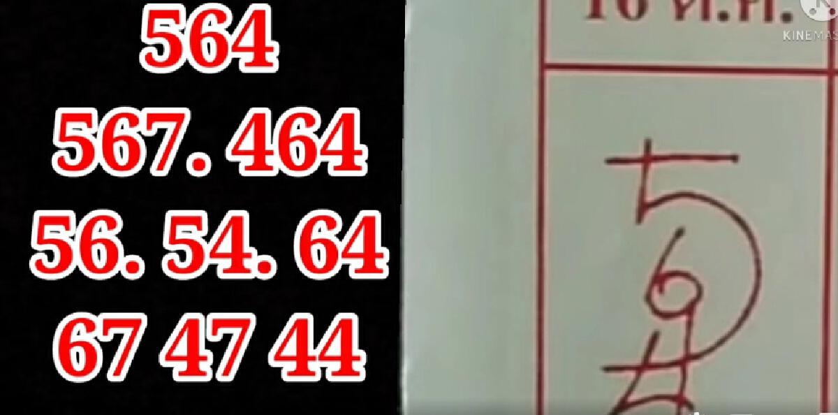 """""""เลขเด็ด 16/10/64"""" มาแล้ว หวยปฏิทิน วัดไผ่เขียว ปฏิทินจีน งวดที่แล้วเข้าตรงๆ"""