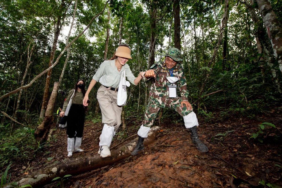 """MUT"" 2021 เก็บตัววันที่ 3 บุกป่าเขาใหญ่ เรียนรู้ธรรมชาติ"