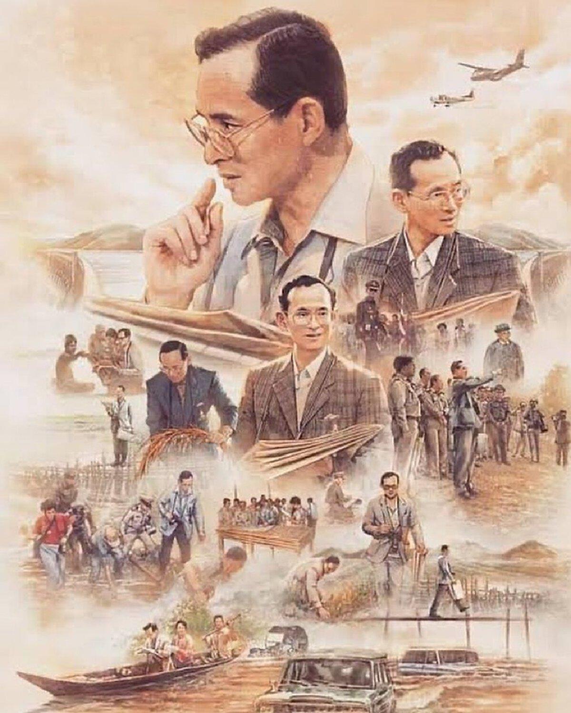 """""""13ตุลาพระราชาในหัวใจ"""" แฮชแท็ก ติดเทรนด์ทวิตเตอร์เมืองไทย"""