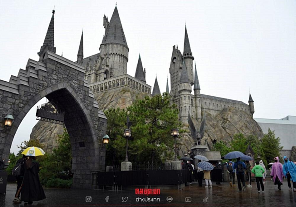 """""""ยูนิเวอร์แซล ปักกิ่ง รีสอร์ท"""" (UBR) ใหญ่สุดในโลก เปิดรับนักท่องเที่ยวแล้ว"""