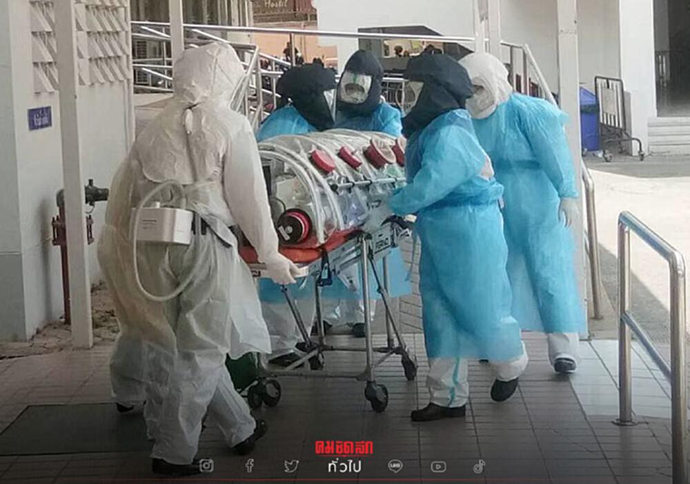 """รพ.สนามเลิดสิน รองรับผู้ป่วย """"โควิด-19"""" จากสถานพยาบาลที่จะปิดให้บริการ"""